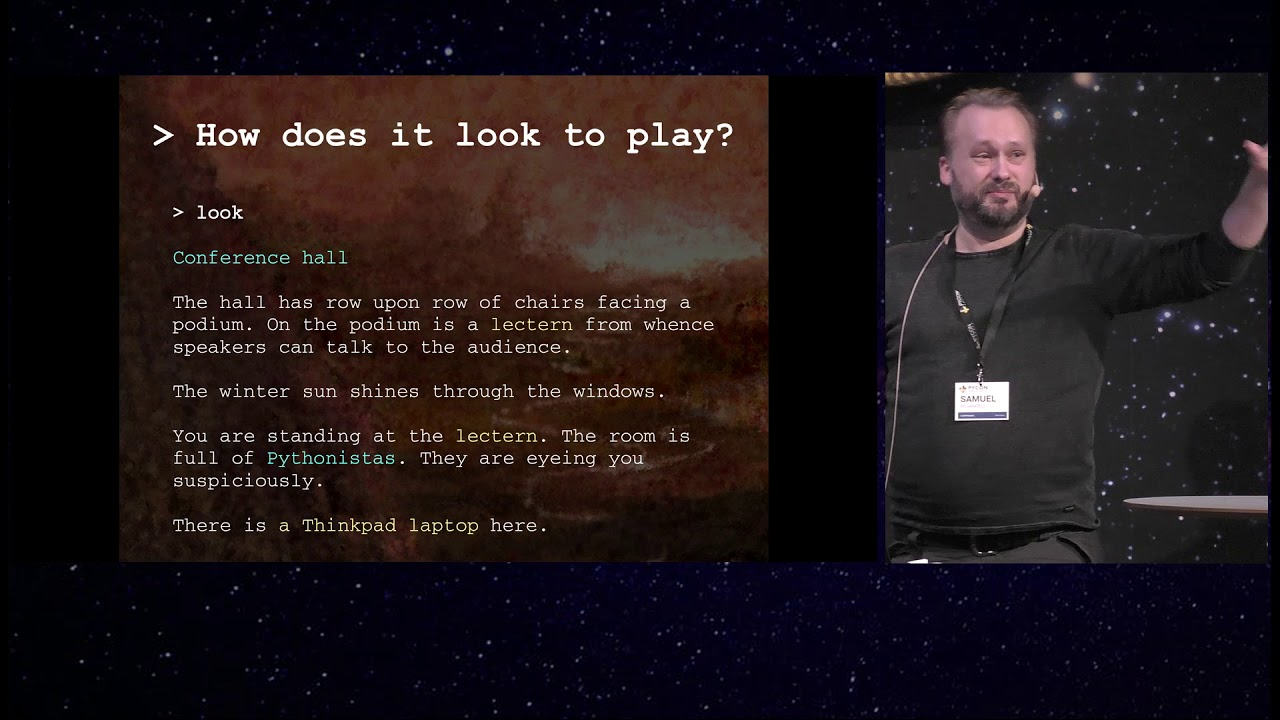 Image from Digging MUD in Python by Samuel Regandell