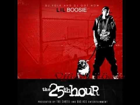 Lil Boosie - I Did You Wrong ( The 25th Hour)