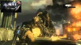 Gears of war 3 ( Video Avance ) ( Español ) ( Vandal TV )
