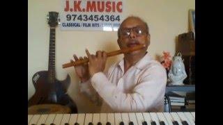 "Aparanji Chinnavo"" MANE DEVARU""kannada FLUTE SONG by VISWANATH LS"