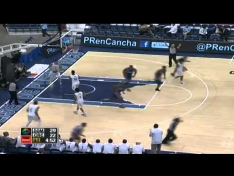 Highlights - RD 69  - Costa Rica 51  // Centrobasket 2012