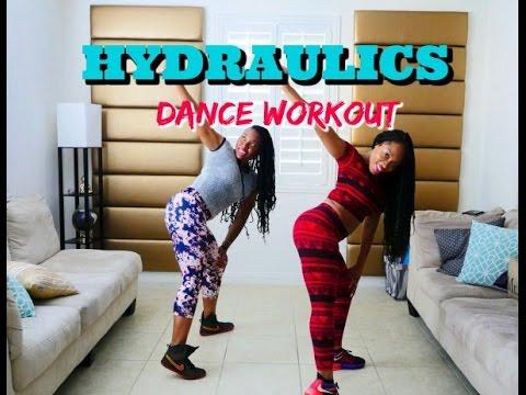 Keaira LaShae HYDRAULICS Dance Workout - Uncle Luke
