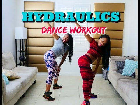 Keaira LaShae HYDRAULICS Dance Workout - Uncle Luke