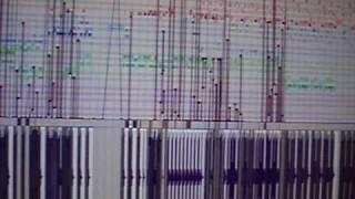 JUNGLINSKIY - hard knock feat. Olexyi Farblicht-Musik ( NI Battery 3 ragga jungle )