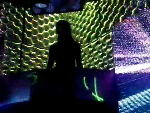 DJ Julia Katana In Avenue Club Yerevan 05.11.2011
