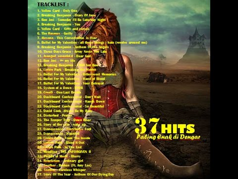 37 HITS Lagu Rock Barat Terpopuler Sepanjang Masa