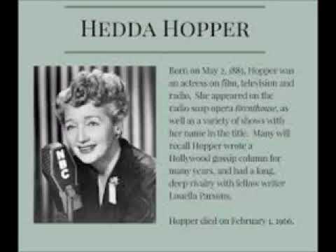 The Hedda Hopper Show - Audie Murphy (November 11, 1950)