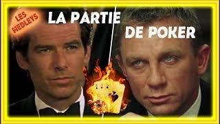 PARTIE POKER : BOND vs 007