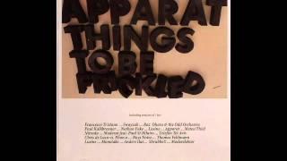Apparat  -  Schallstrom [Thomas Fehlmann Remix]