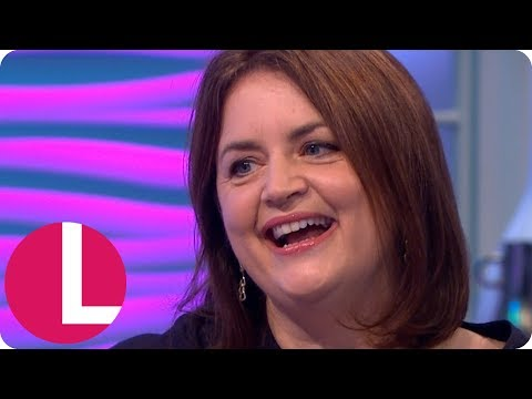 Ruth Jones Talks About 'Stella', 'Gavin & Stacey' and James Corden | Lorraine