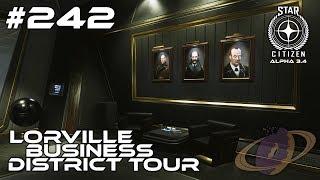 Star Citizen #242 Lorville Business District *ReUpload* [Deutsch] [1440p]
