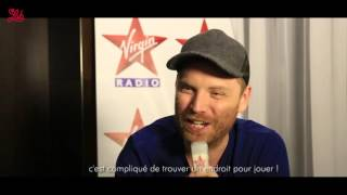 Coldplay - Interview Jonny Buckland [Le Lab Virgin Radio 10.01.2016] VOSTFR