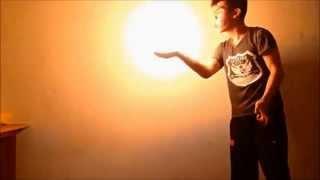 [Hướng dẫn] Làm tay lửa - Fire Hand!