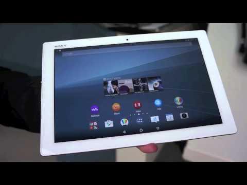 Sony Xperia Z4 Tablet | Engadget en espa�ol