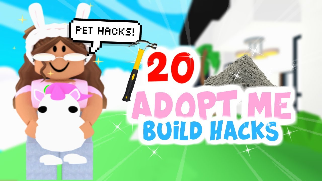 Roblox Youtube Adopt Me Cool Beds For Babies 20 Easy Building Hacks Tips In Adopt Me Pets Beds Sunsetsafari Youtube
