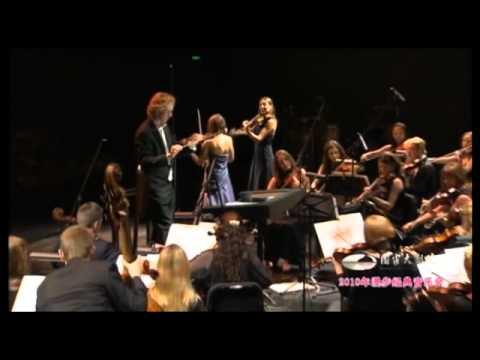 "Dublin Philharmonic. Bill Whelan:  ""Inishlacken"" 1st Mov. Lunny, Tergis, Gleeson."