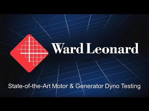 Ward Leonard Dyno Testing