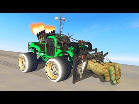 *NEW* $5,000,000 INSANE ARMORED VEHICLE! (GTA 5 DLC)