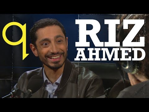 Rogue One's Riz Ahmed speaks truth to power