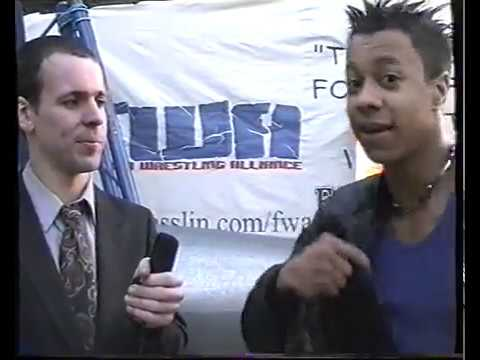 FWA - 20/01/2001- Unknown Quantity 2  (plus FCW Foreign Assault highlights)