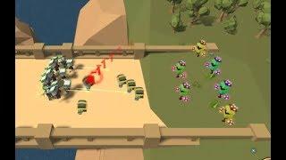 Blocky Fantasy Battle Simulator Game Level 1-10 Walkthrough