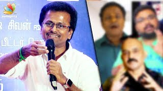 I'm very concerned about the reviews : ar murugadoss speech at spyder press meet | tamil movie