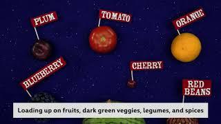 Foods that Love you Back: Antioxidants - Banner Health