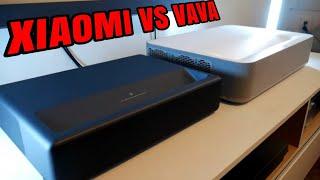 VAVA vs Xiaomi 4k HDR Projector Comparison
