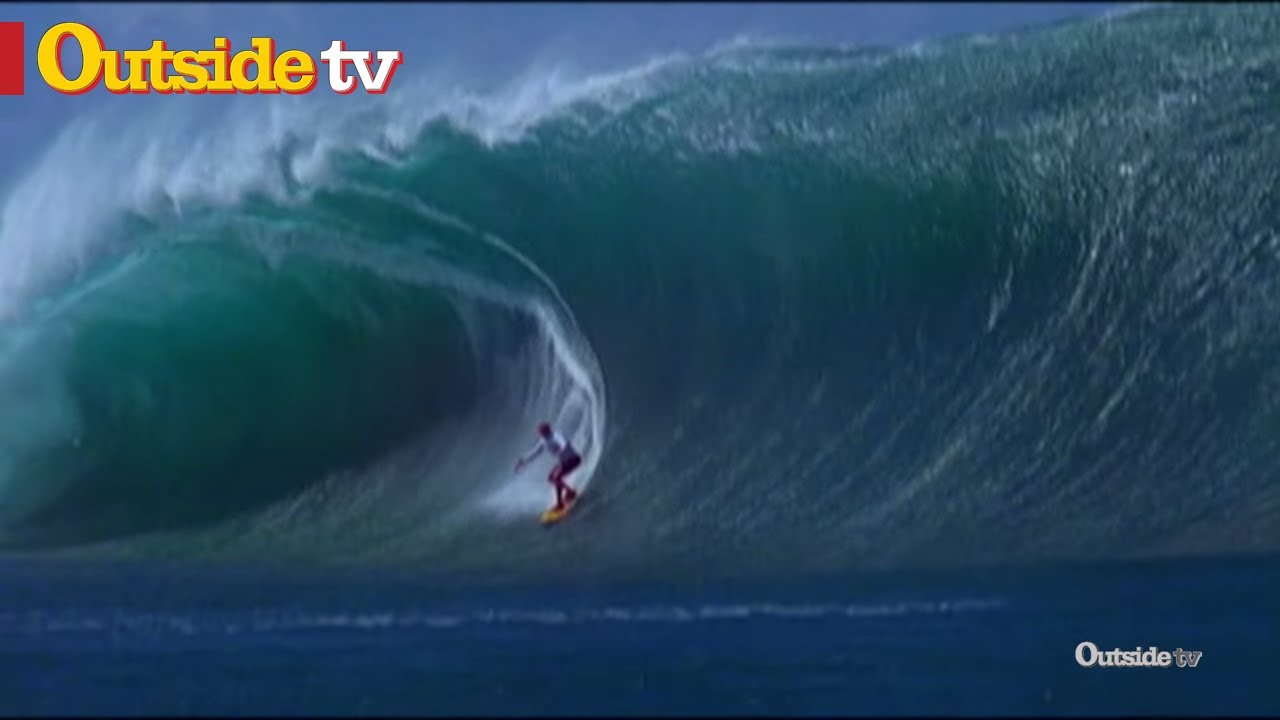 Biggest Waves of Laird Hamilton's Life | Outlook