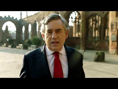 Gordon Brown: Lead not Leave