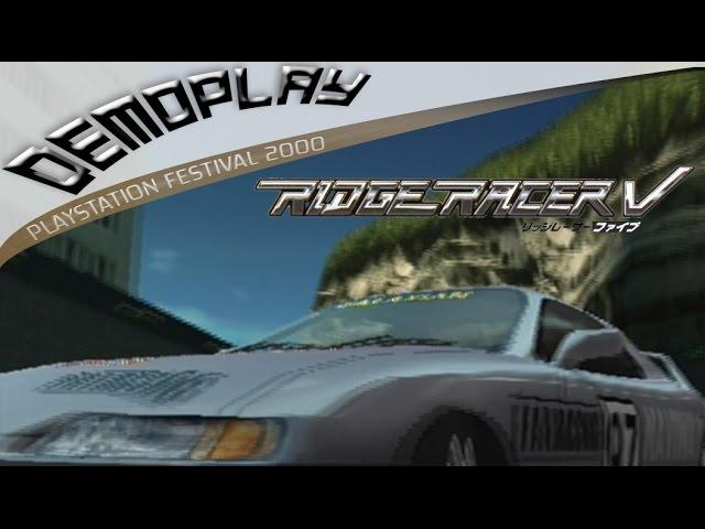 Demoplay: Ridge Racer V