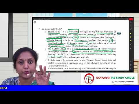 SCHEMES AND PROGRAMMES OF GOVERNMENT OF INDIA - MINISTRY OF HUMAN RESOURCE DEVELOPMENT By Mrs DEEPA