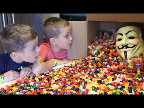 [GAME MASTER] GM Sent 3 Million Jelly Beans! (Surprise Revealed)