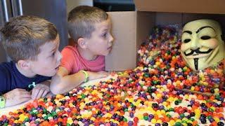 GM Sent 3 Million Jelly Beans!