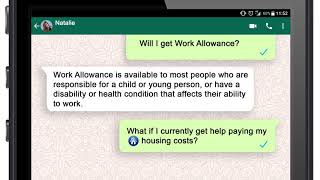 How Universal Credit's Work Allowance works for you.