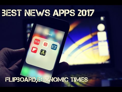 BEST NEWS APPS 2017!