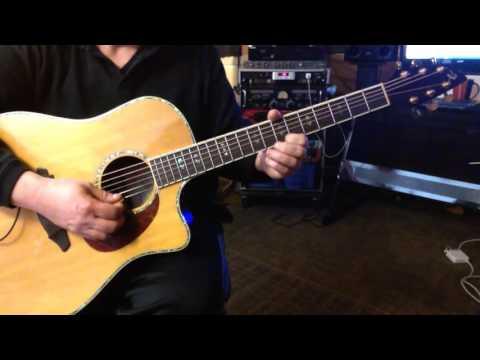 Alternate Tuning EGCECE - Key C Major