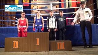 Международный турнир по боксу памяти Б Петухова -2016