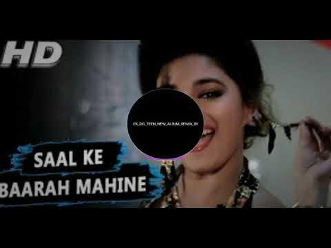 Ek Do Teen song | Jacqueline | tiger remix by DJ ank jbp