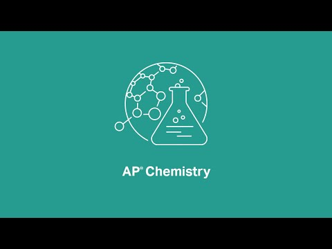AP Chemistry: Review Of Timed AP Exam Practice #2
