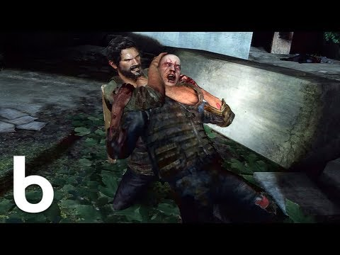 The Last of Us - Walkthrough Part 6 - Downtown (Survivor Difficulty)
