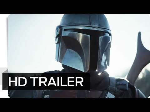 THE MANDALORIAN – Official Trailer (OV) // Disney+ | Star Wars DE