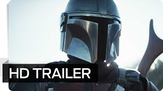 THE MANDALORIAN - Official Trailer (OV) // Disney+ | Star Wars DE