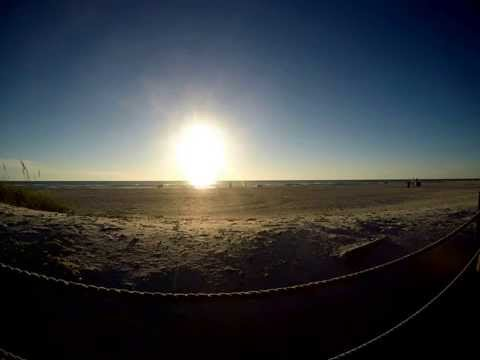 Anna Maria Moose Lodge Sunset Lapse