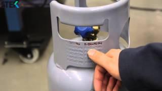 STEK middelen - Vul- en retourcilinders