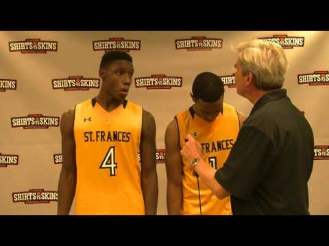 St Frances Academy Basketball Players Interviewed