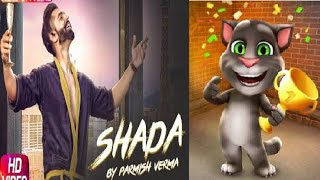 Tor Nal Shada | Talking Tom Version | Parmish Verma | Punjabi King Records