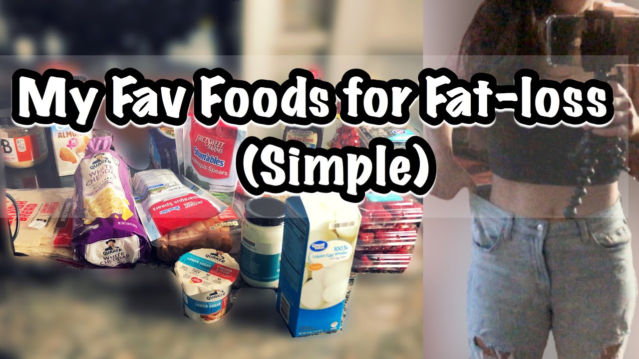 Grocery Haul| Fat-loss Foods| Low Calorie Snacks|
