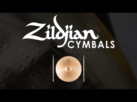 Zildjian Drum Set Cymbals 101