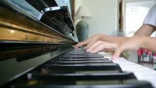 Repeat youtube video Ost. Hunter X Hunter 2011 : End 5 : Hyori Ittai - Yuzu : Piano cover